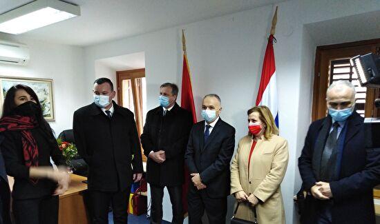Otvoren Počasni konzulat Republike Albanije
