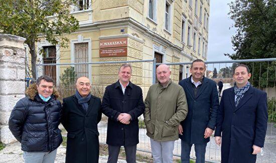 Na jesen kreće gradnja hotela Maraska