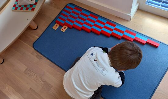 Montessori koncept u DV Radost