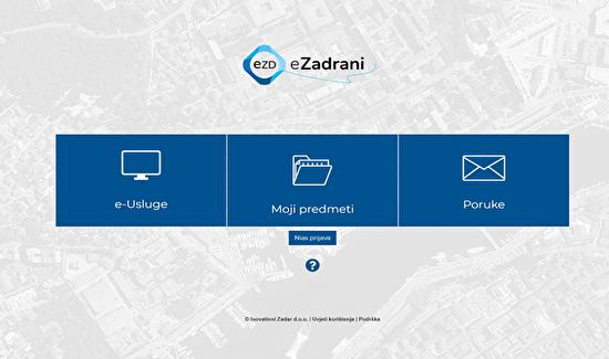 Na portalu eZadrani.hr dostupne nove eUsluge