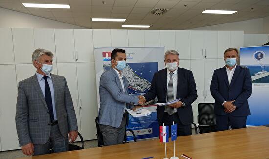 Potpisan ugovor za radove na rekonstrukciji rive