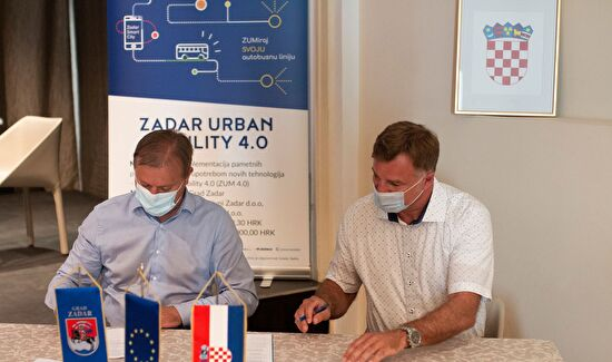 Potpisan ugovor za nabavu pametnih prometnih rješenja kroz projekt ZUM 4.0