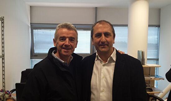 Michael O'Leary, izvršni direktor Ryanaira sastao se s predstavnicima Grada Zadra