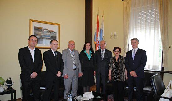 Posjet veleposlanice Republike Makedonije Zadru i Zadarskoj županiji