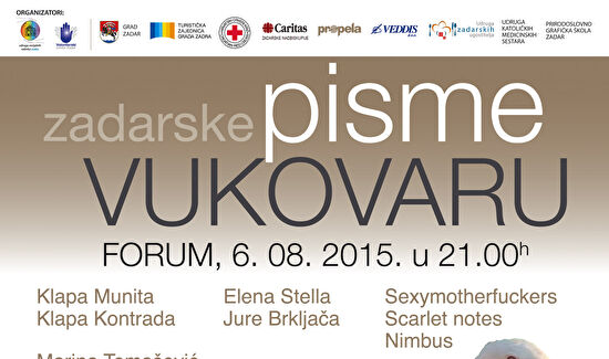 Zadarske pisme za pomoć socijalnoj samoposluzi u Vukovaru