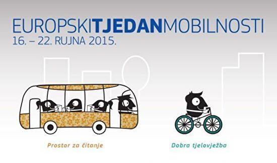 Predstavljen Europski tjedan mobilnosti