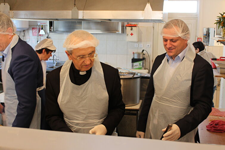Dan volontera u Pučkoj kuhinji
