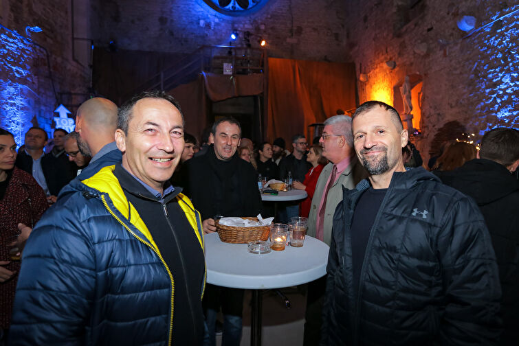 Top City party