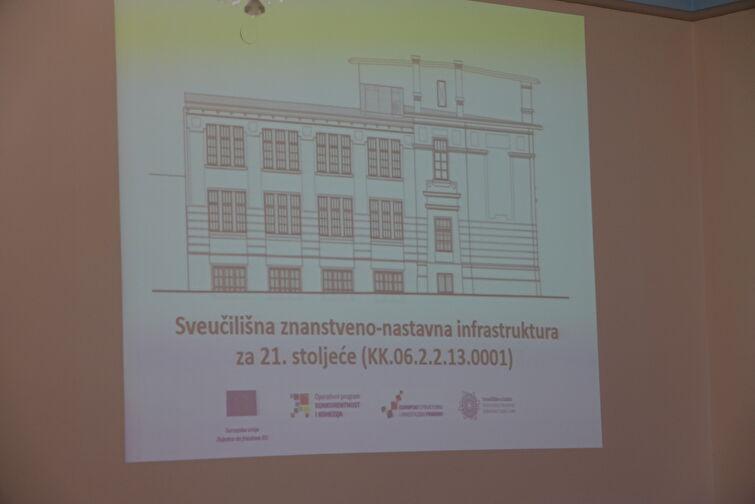 Početak radova na rekonstrukciji stare Tehničke škole - kick off konferencija