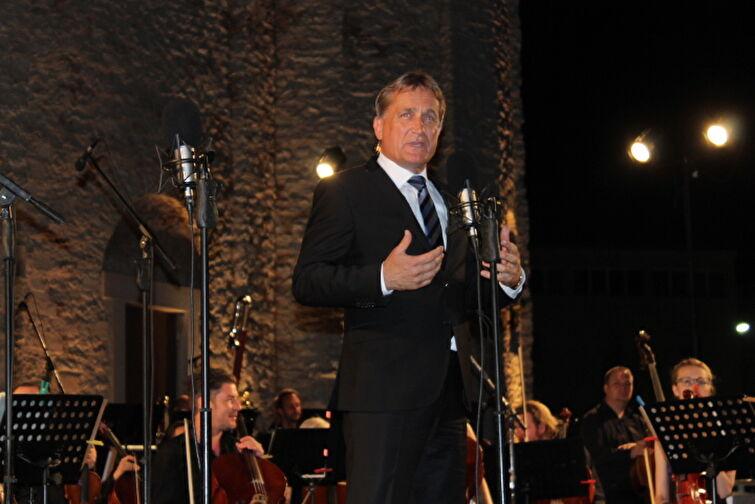 Otvorenje 55. Glazbenih večeri u sv. Donatu