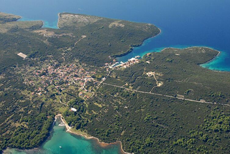 Zadarski arhipelag iz zraka