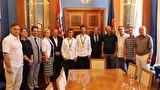 Gradonačelnik Kalmeta: Vi ste uzor mladima
