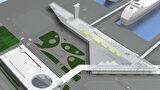 Projekt nove luke Gaženica