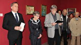 Gradonačelnik Kalmeta otvorio izložbu Nevenke Benini
