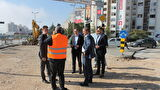 Gradonačelnik Dukić obišao gradilišta ključnih gradskih prometnica