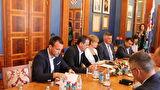 Primanje za delegaciju Vlade Hercegovačko-neretvanske županije