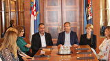 Potpisani ugovori  s vrtićima drugih osnivača za 2018./2019.