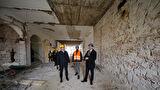 Gradonačelnik Dukić obišao gradilište Providurove palače