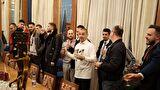 Gradonačelnik Dukić čestitao košarkašima Zadra na osvojenom trofeju Kupa Krešimira Ćosića