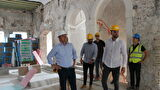 Gradonačelnik u obilasku gradilišta budućih gradskih centara kulture: Providurove palače, UNESCO bedema i Centra za mlade