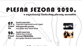 Plesna sezona 2020. Zadarskog plesnog ansambla