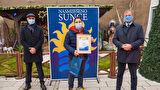 """Gradonačelnik Dukić dodijelio """"Nasmiješeno sunce"""" 2020."""