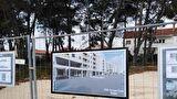 Počinje izgradnja zgrade POS-a na Crvenim kućama