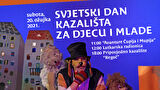 Svjetski dan kazališta za djecu i mlade u Kazalištu lutaka Zadar