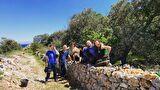 Održana je dvodnevna radionica gradnje suhozida na otoku Silbi