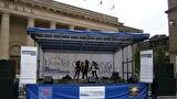 Zadarski plesni ansambl na festivalu mladih u Dundeeju