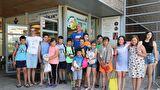Na Višnjiku mala škola plivanja za osnovnoškolce iz Gline