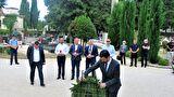 Polaganjem vijenaca započelo obilježavanje Dana pobjede i domovinske zahvalnosti