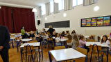 Započeo tjedan zdravog doručka u zadarskim školama - gradonačelnik Dukić posjetio OŠ Krune Krstića