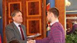 Gradonačelnik Kalmeta primio studente iz Pečuha