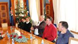 Barkajoli zaželjeli sretan Božić i Novu 2015. gradonačelniku i svim sugrađanima