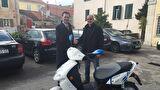 Grad Zadar dobio na korištenje električni skuter