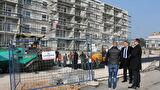Gradonačelnik sa suradnicima obišao Muraj, Jazine, MO-re Smiljevac, Gaženicu, Crvene kuće....