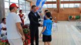 Gradonačelnik otvorio Hrvatsko prvenstvo za kadete i juniore u skokovima u vodu