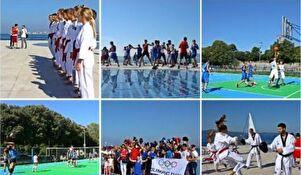 Obilježavanje Europskog tjedna sporta 2021. u Zadru